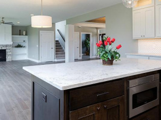 Quartz Countertops, Fabrication and Installation