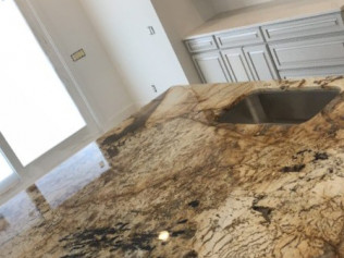 Granite Countertops, Fabrication and Installation